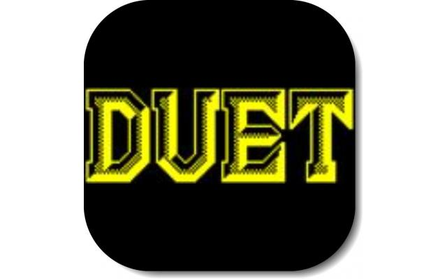 Duet (For Sale - Apps Only)