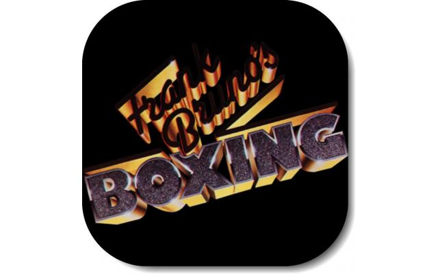 Frank Bruno's Boxing (For Sale - Apps Only)