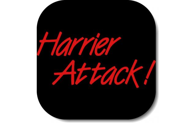 Harrier Attack (For Sale - Apps Only)