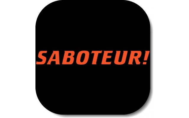 Saboteur! (For Sale - Apps Only)
