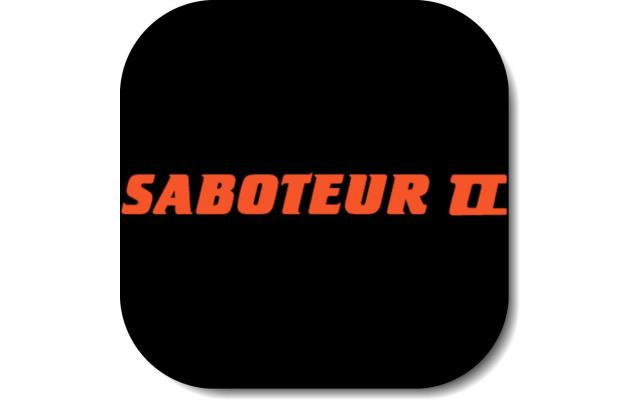 Saboteur II (For Sale - Apps Only)