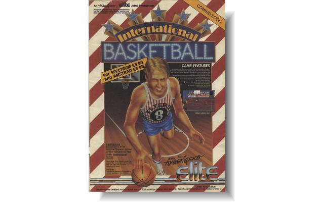 International Basketball (ForSale)