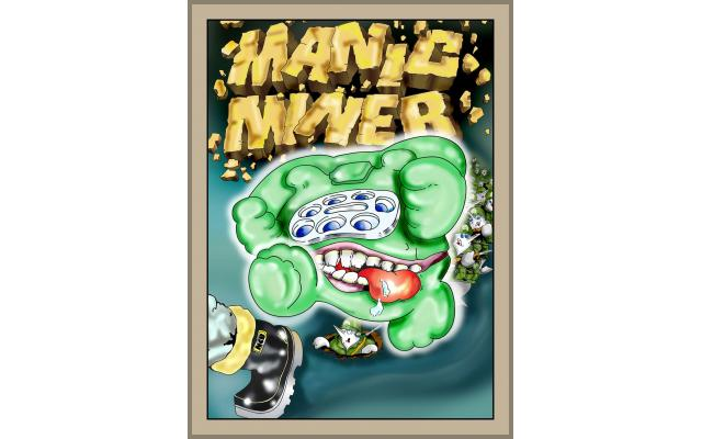 Manic Miner (Software Projects) - 1 0f 1 non-fungible token