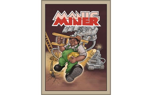 Manic Miner (Bug-Byte, Whistler) - 1 of 1 non-fungible token